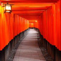 伏見稲荷神社の千本稲荷