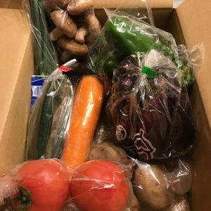 奈半利新鮮野菜と一押し特産品2月