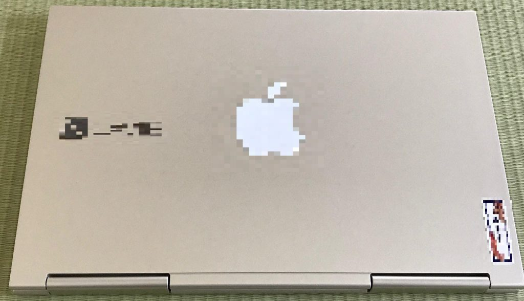 噂のMac-Nec-Air!