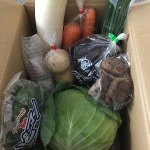 奈半利のお野菜5月